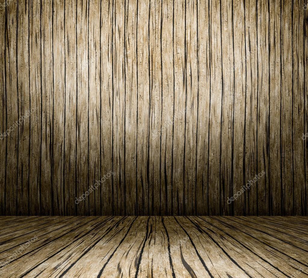 나무 바닥 인테리어 — 스톡 사진 © olechowski #23601479