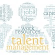 ������, ������: Talent management in word tag cloud