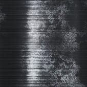 Grunge steel metallic plate — Stock Photo