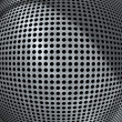 Metal mesh background or texture — Stock Photo