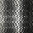Stock Photo: Aluminum silver stripe pattern