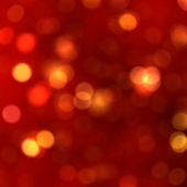 Red lights background — Foto Stock