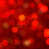 Red lights background — Photo