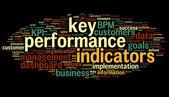 KPI key performance indicators — Stock Photo