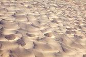 Sandy desert — Stock Photo