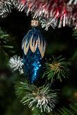 Toy pine cone — Stock Photo