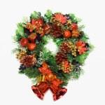 Cristmas wreath — Stock Photo #1839791
