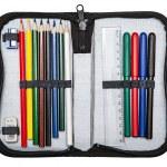 Pencil case — Stock Photo #25883361