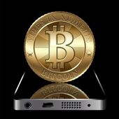 Bitcoin Concept — Stock fotografie