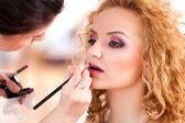 Makeup time! — Stock Photo