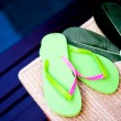 Royalty-Free Stock Photo: Flip flops