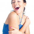 Excited woman — Stock Photo #1997300