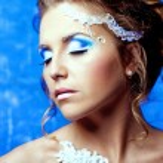 Woman with makeup — Stock Photo #37614513