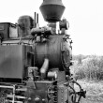 Old steam train. — Stock Photo #2231438