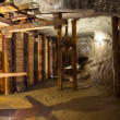 One of chambers salt in WieliczkSalt Mine, Poland. — Stockfoto #12431019