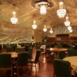The Chamber Concert Hall in Warsaw 125 m below ground in the Wieliczka, Poland — Stock Photo