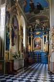 Interior of Church — Stock Photo