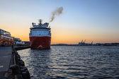 Port of Stavanger — Stock Photo