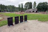 Auschwitz — Foto de Stock
