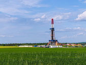 Shale gas — Stock Photo
