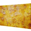 Rusty radiator - Stock Photo