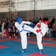 Championships Taekwon-do — Foto de Stock
