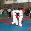 Championships Taekwon-do — Stock Photo