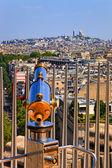 城市景观巴黎 — 图库照片