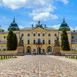 Stock Photo: Branicki Palace