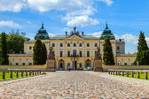 Branicki Palace — Stock Photo