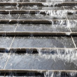 Flooded stairs — Stock fotografie