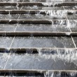 Flooded stairs — Stock Photo