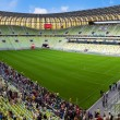 PGE Arena, stadium in Gdansk, Poland - Stock Photo