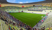 PGE Arena, stadium in Gdansk, Poland — Stock Photo