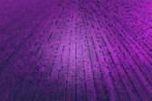 Violet mosaic pattern — Stock Photo