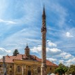 Stock Photo: Turkish Minaret
