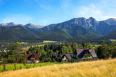 View of Giewont — Stock Photo