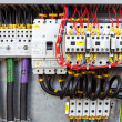 Electrical control panel — Stock Photo #22169675