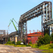 Royalty-Free Stock Photo: Industrial zone