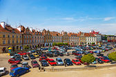 Lublin old town — Stock Photo