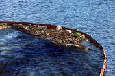 Znečištění vody — Stock fotografie