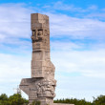 Westerplatte in Gdansk, Poland. — Stock Photo #30336239