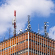 Antenncomunication — Stock Photo #30396977