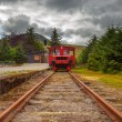 Old Train — Stock Photo