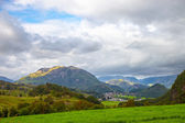 Scenic view of Norway — Stock Photo