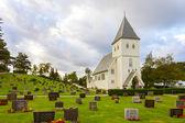 Norska kyrkan — Stockfoto