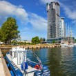 Stock Photo: Port of Gdynia
