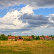 Stock Photo: Old country farm