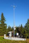 Meteorological station — Stock Photo