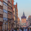 Stock Photo: Old Town of Gdansk, Poland.